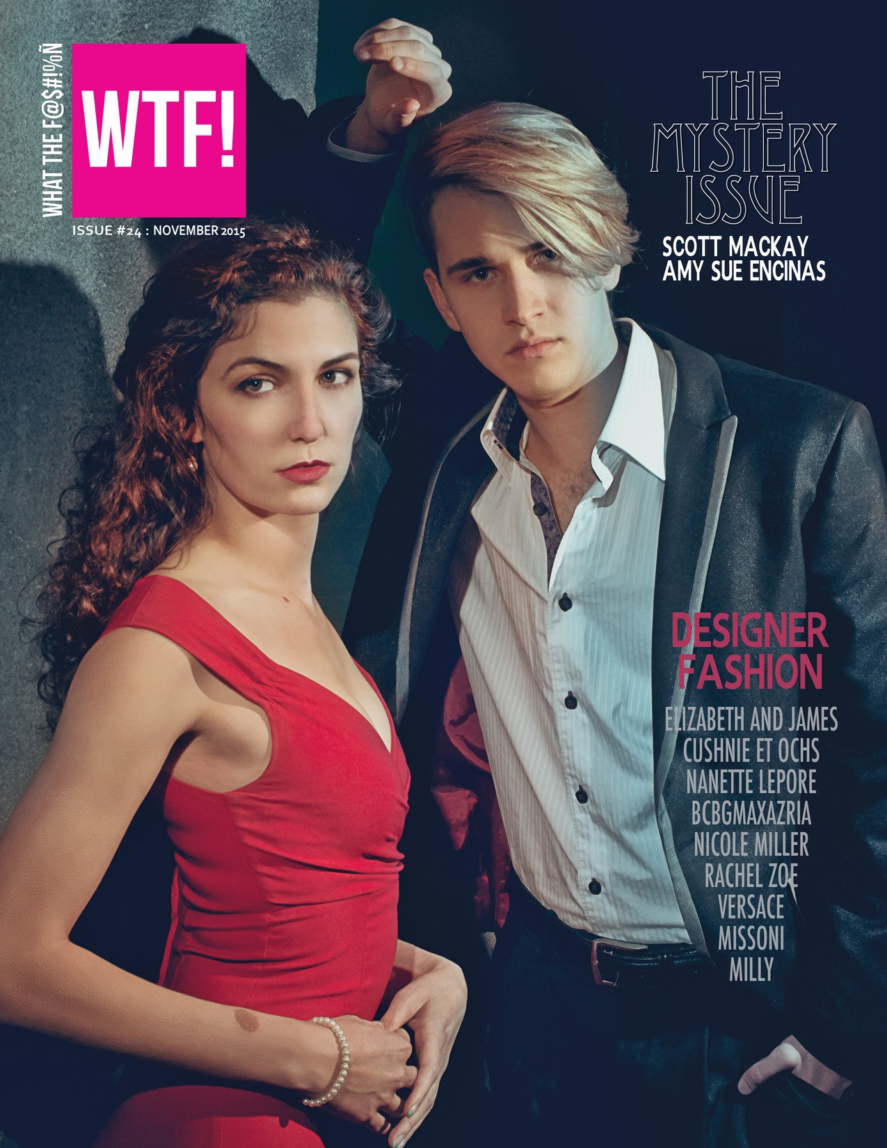 WTF Fashion Magazine